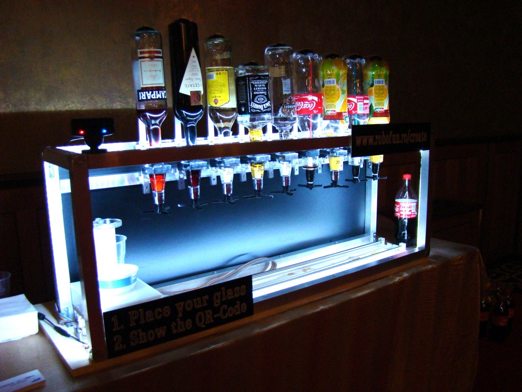 the social drink machine raspberry pi pod. Black Bedroom Furniture Sets. Home Design Ideas