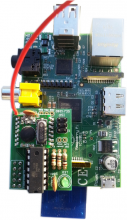 RFM12Pi #RaspberryPi Expansion board kit (433 Mhz) – Raspberry Pi Pod