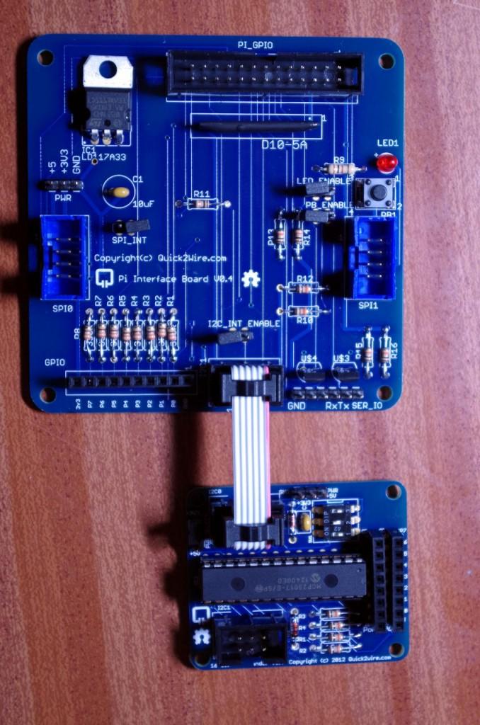 Controlling Arduino by Raspberry Pi Meccanismo