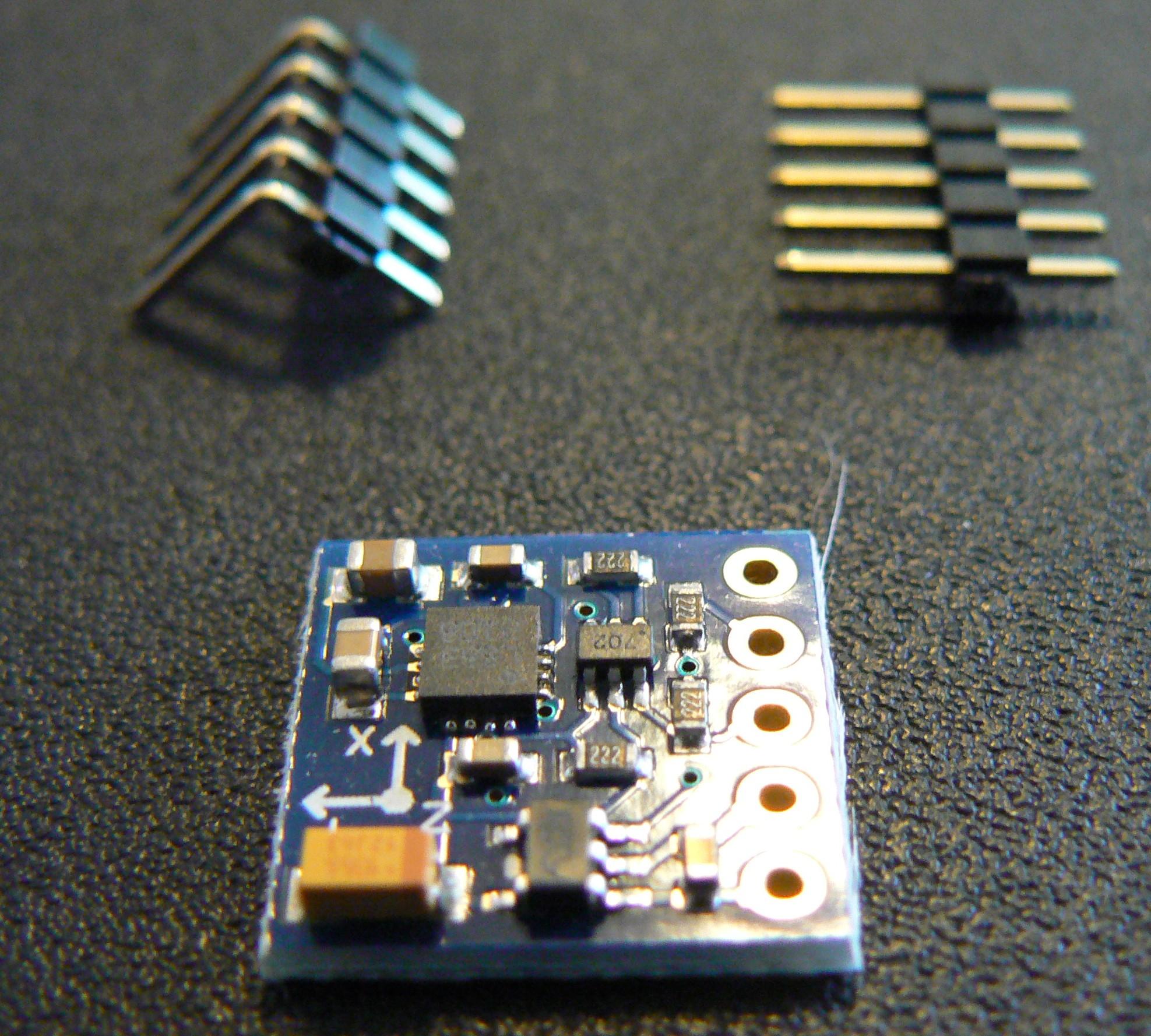 Using A Hmc5883l Magnetometer Compass With The Raspberrypi Wiringpi I2c Write P1370736