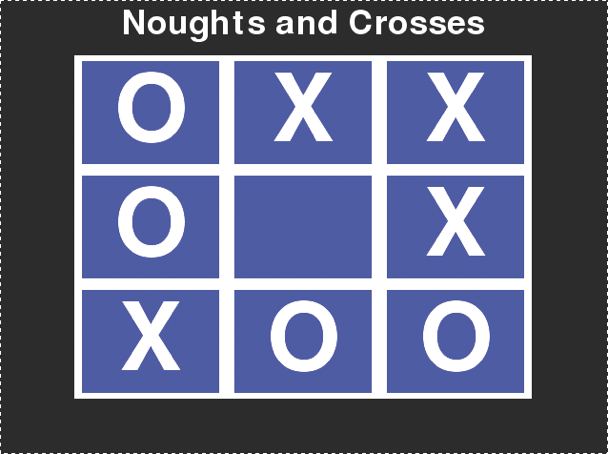 noughts and crosses essay help