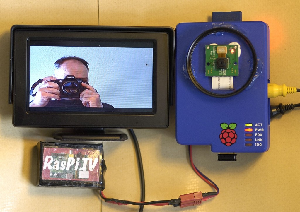 RasPiCamCorder 2 – standalone raspberry pi camcorder with buttons, screen and DropBox capability » RasPi.TV