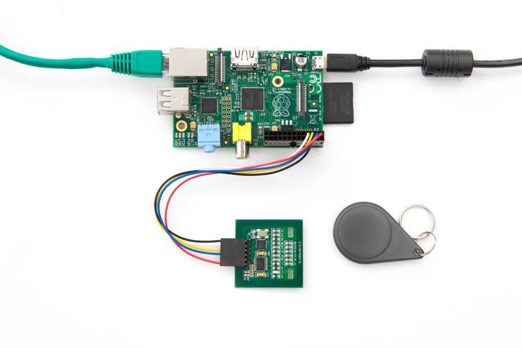 Internet of Customers Arduino, RFID, HTTP PUT