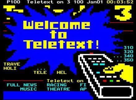 Teletext Revival, Part 2: Making It Work | The New Tech