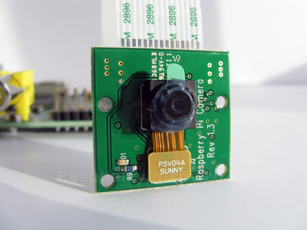 Pure Python library for the #RaspberryPi camera reaches