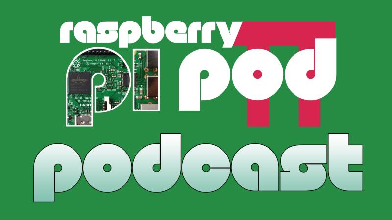 Raspberry PiPod Podcast