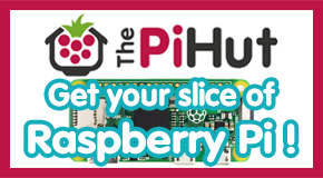 The Pi Hut - stockists of Raspberry Pi 3, Raspberry Pi Zero and accessories