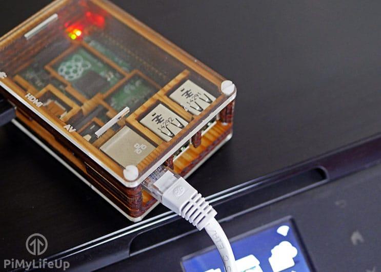 принт сервер raspberry pi
